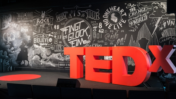 Round up: 3 Neurodivergent/Mentally Ill TedX speakers to inspire you